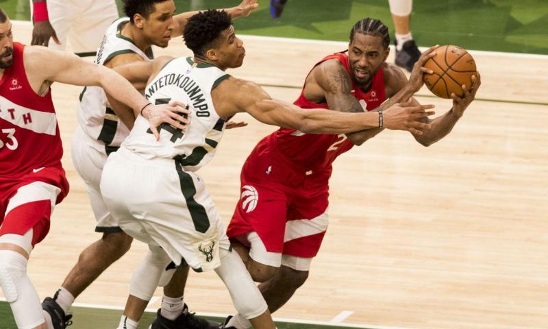 Milwaukee Bucks-Toronto Raptors (Reuters)