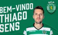 Thiago Sens reforça vólei do Sporting
