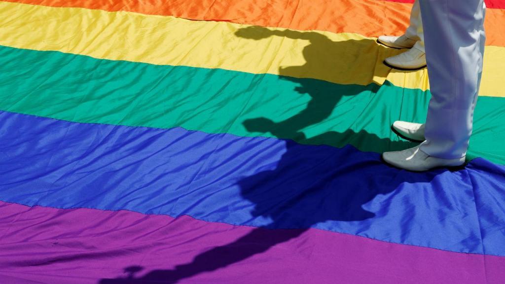 Casamentos entre pessoas do mesmo sexo