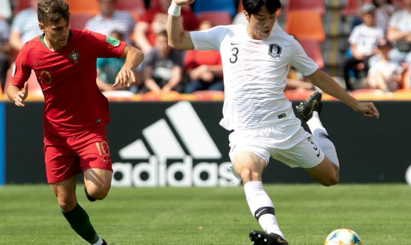 Portugal-Coreia do Sul (LUSA)