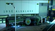 Taça: jogadores já chegaram a Alvalade