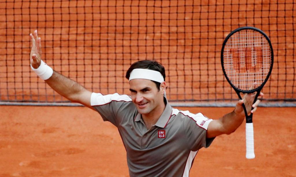 Roger Federer (Reuters)