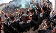 Sporting recebido na Câmara de Lisboa