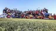 Condeixa - Campeão Distrital AF Coimbra 2018/2019 (Foto: Ricardo Panão)