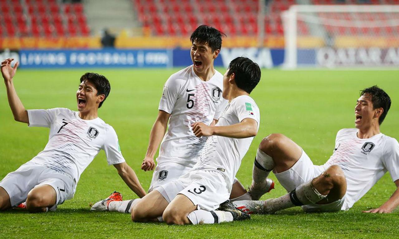 Coreia do Sul no Mundial sub-20