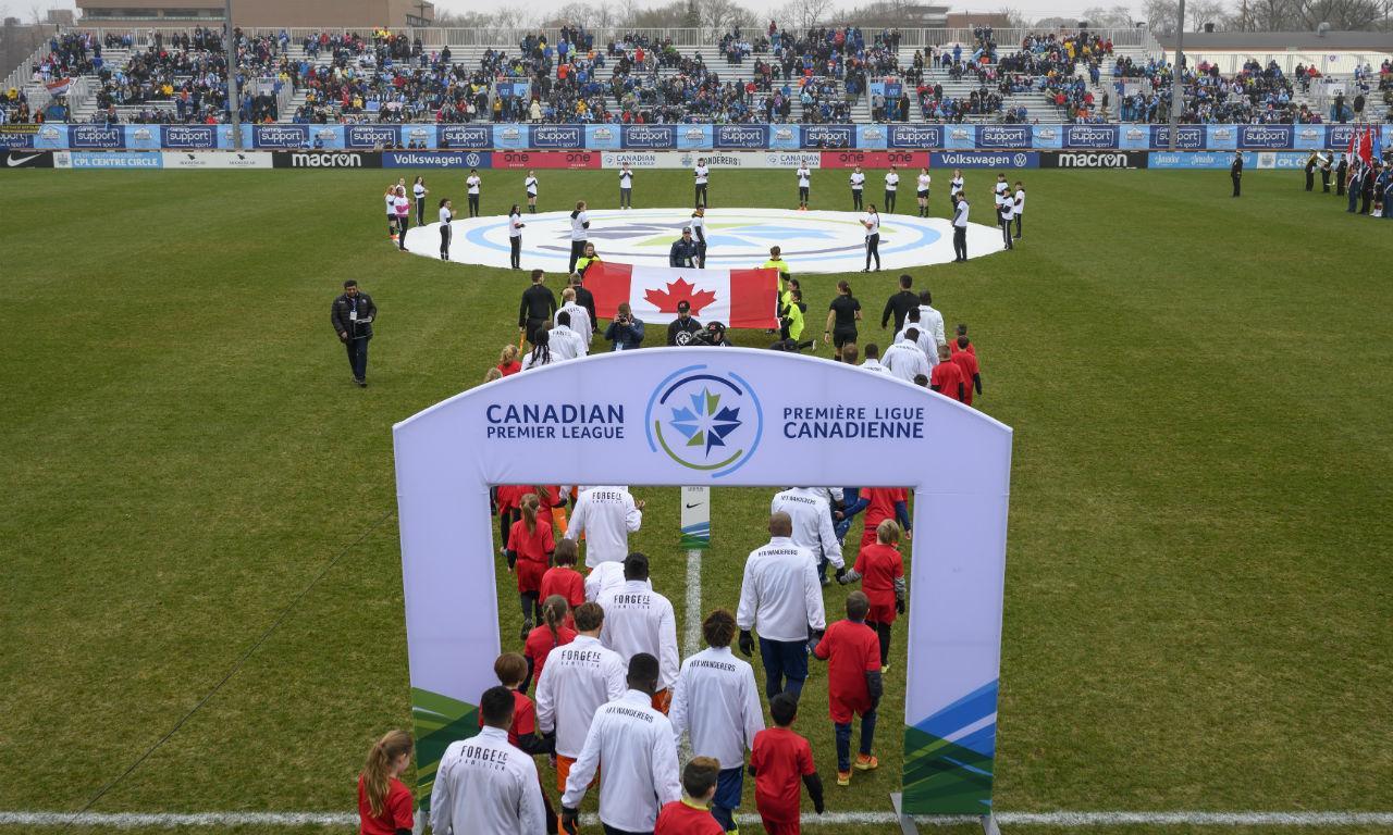 Canada Premier League (Fotos Reuters)