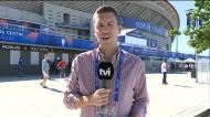 Em Madrid já se sente o ambiente de uma final da «Champions»