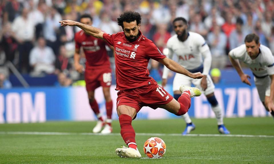 Salah não gosta do VAR: «É demasiado justo»
