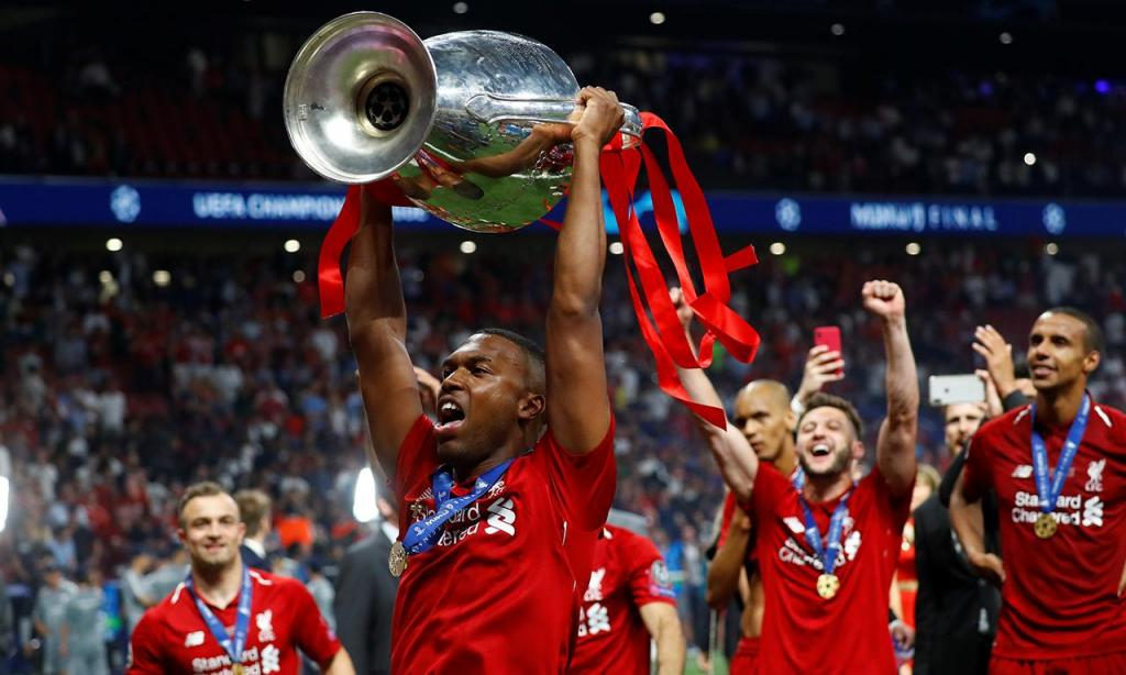 Liverpool vence Liga dos Campeões