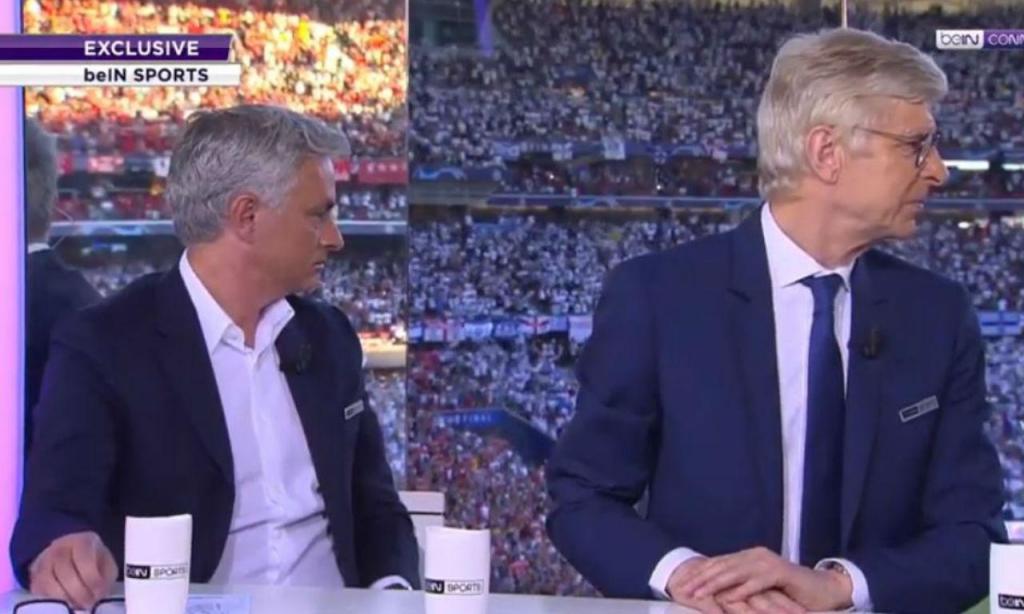 Mourinho e Wenger