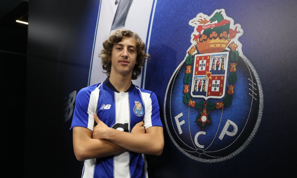 Fábio Silva (Fonte: FC Porto)