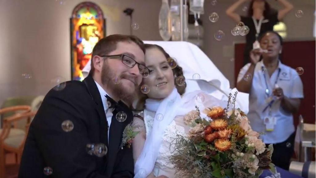 Casamento de Toni Carroll e Jesse Welsh