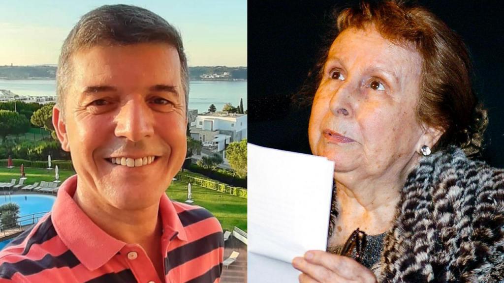 João Baião e Agustina Bessa-Luís