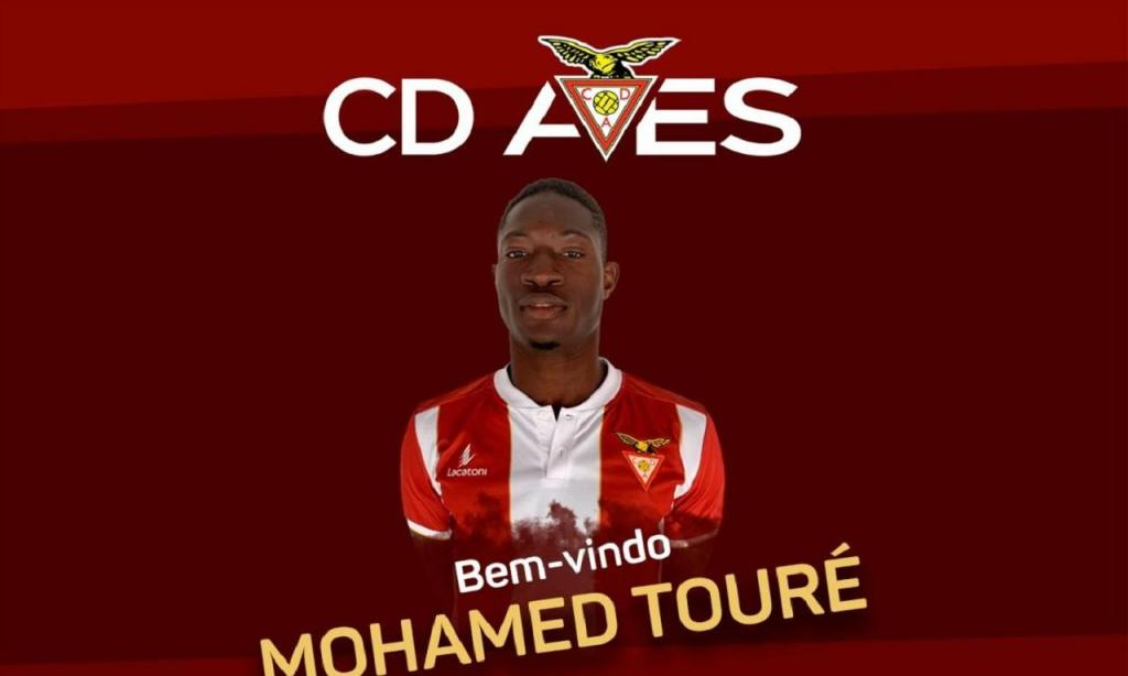 Mohamed Touré (Desp. Aves)