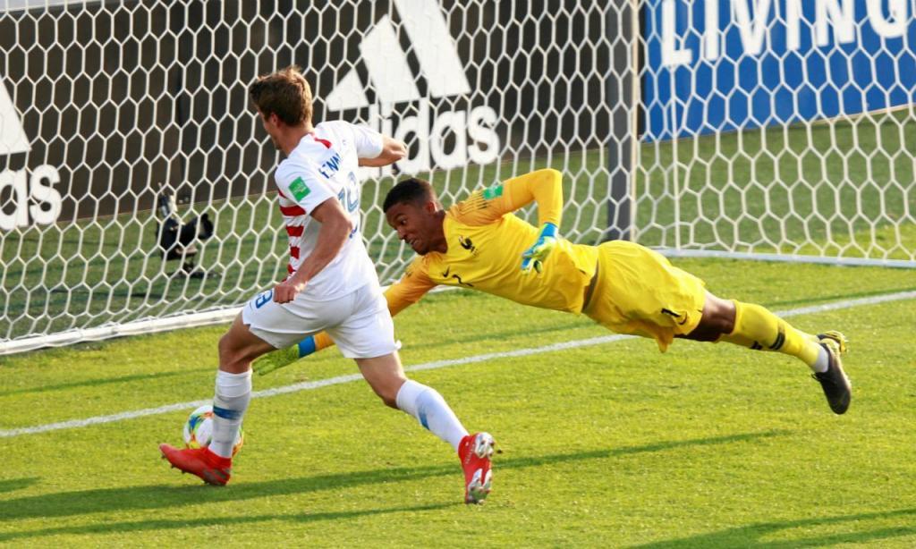 Mundial sub-20: França-EUA (Reuters)