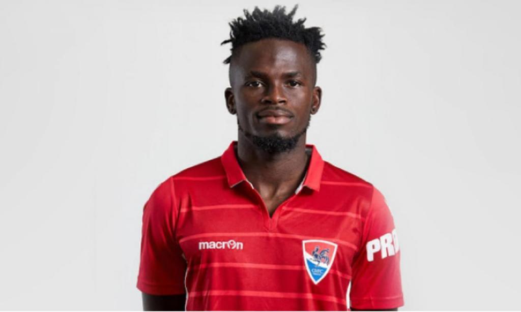 Ahmed Isaiah (Gil Vicente FC)