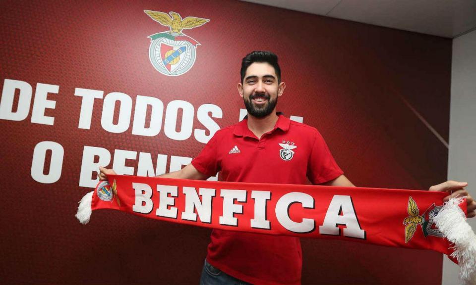 Voleibol: Japa é reforço do Benfica