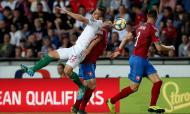 República Checa-Bulgária