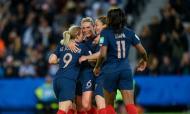Mundial de futebol feminino: França-Coreia do Sul (Reuters)