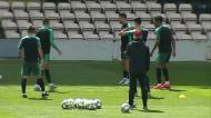 22 jogadores às ordens de Fernando Santos na véspera da final