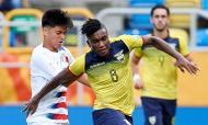 Mundial sub-20: EUA-Equador