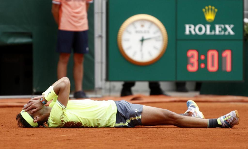 Rafael Nadal vence Roland Garros (REUTERS/Vincent Kessler)