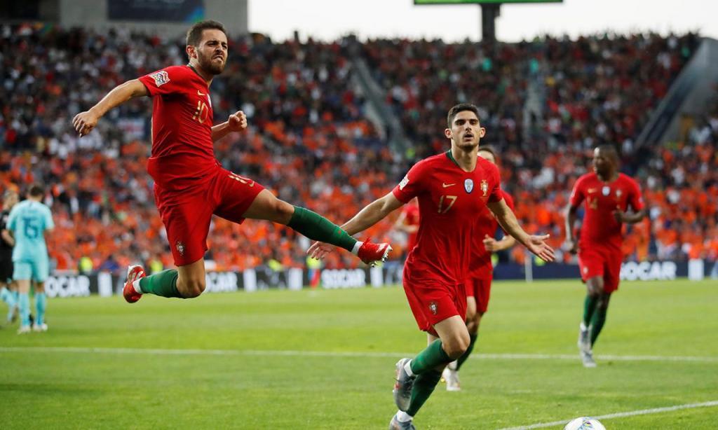 Portugal-Holanda