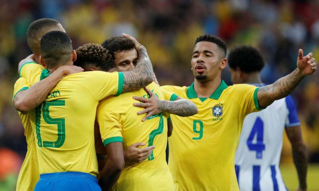 Brasil-Honduras (Reuters)