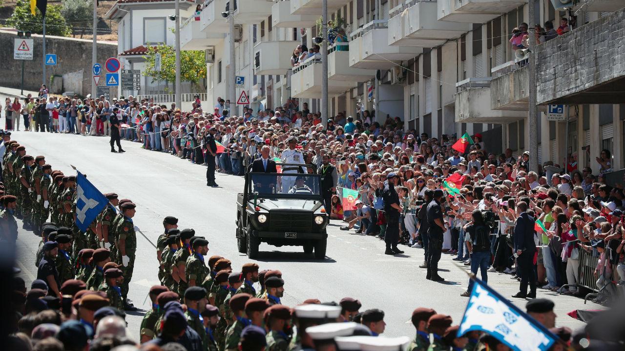 Comemorações do 10 de Junho em Portalegre