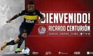 Ricardo Centurión (twitter Atlético San Luis)