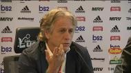 Jesus recorda situação com Gabigol: «Queria o Sporting mas foi para o Benfica»