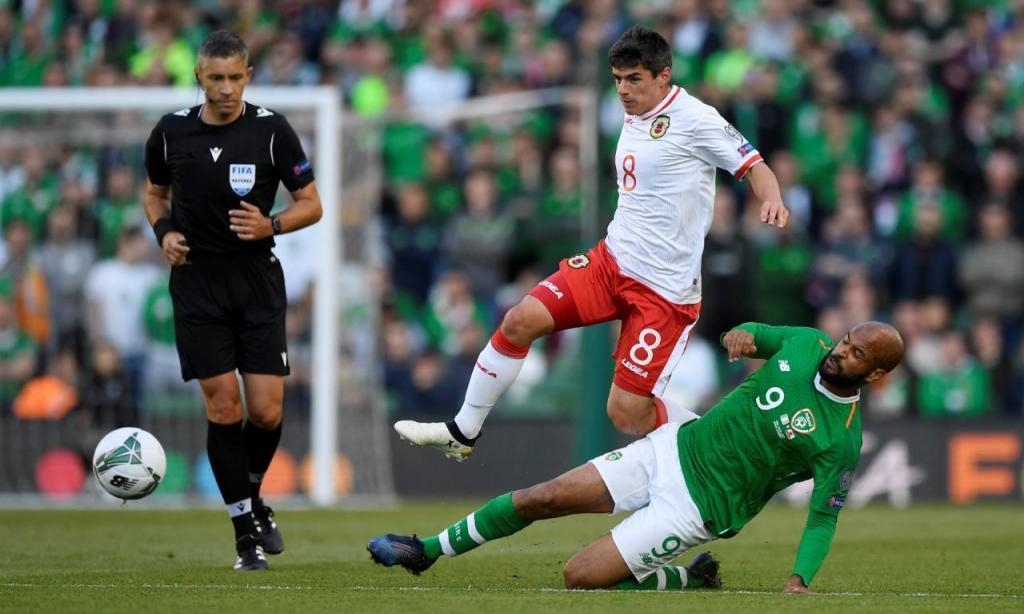 Euro 2020: Irlanda-Gibraltar (REUTERS/Tony O'Brien)