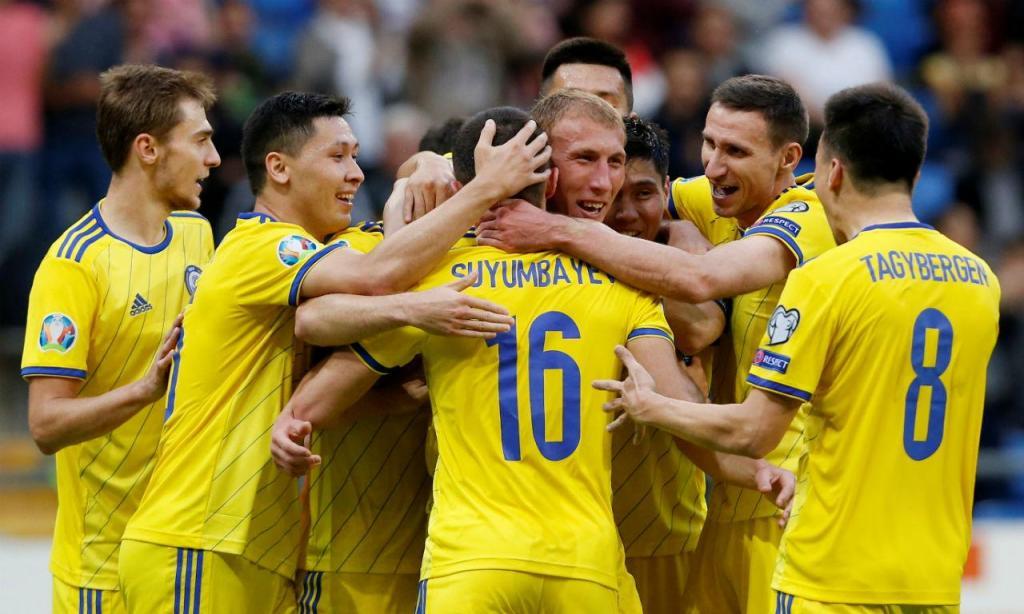 Cazaquistão goleou São Marino (Reuters)