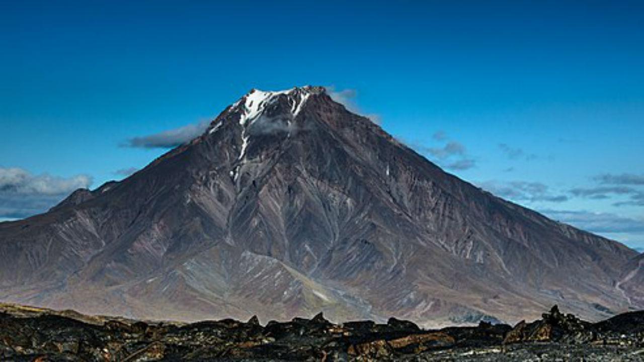 Vulcão Bolshaya Udina