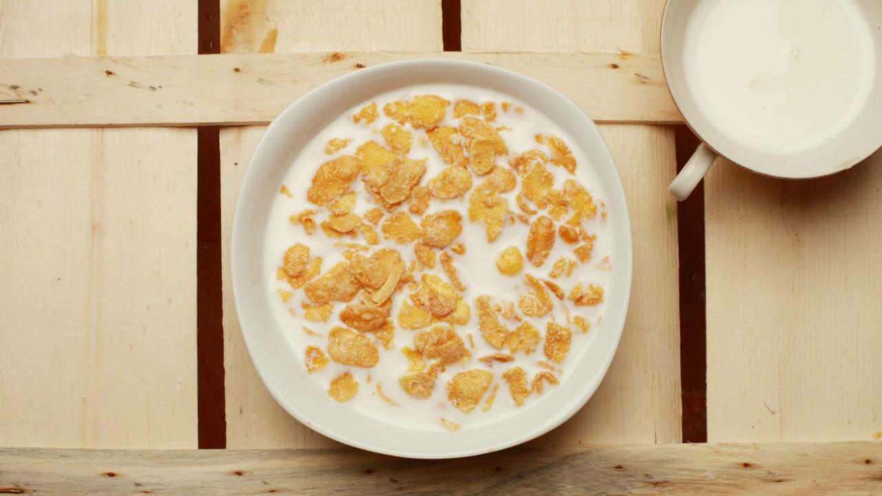 Cereais de pequeno-almoço