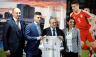 Jovic no Real Madrid