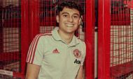 Daniel James reforçou Manchester United