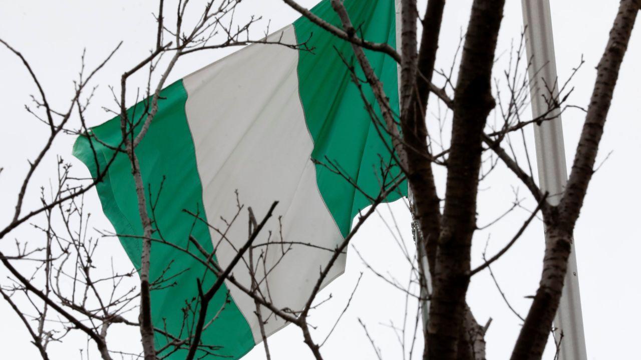 Bandeira Nigéria