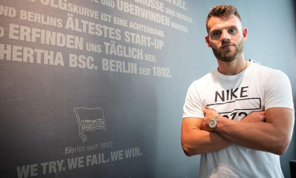 Eduard Löwen reforçou Hertha Berlim
