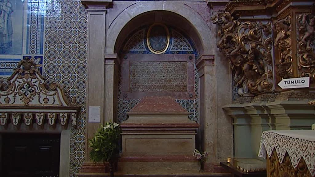 Desapareceu o relicário de frei Bartolomeu dos Mártires