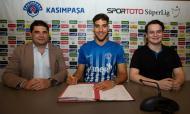Jorge Fernandes (site oficial Kasimpasa)