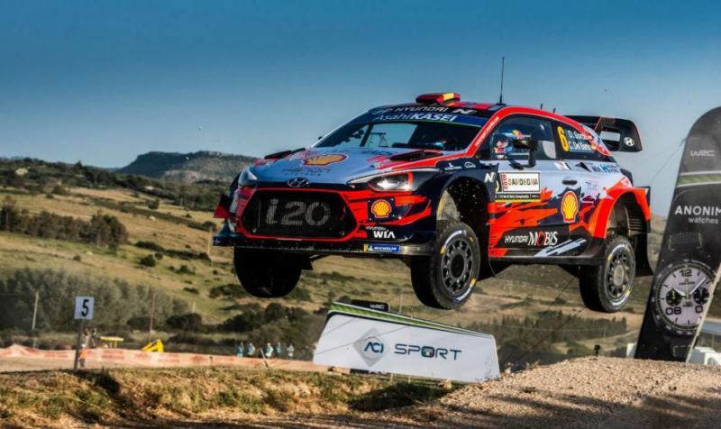 Dani Sordo (WRC)