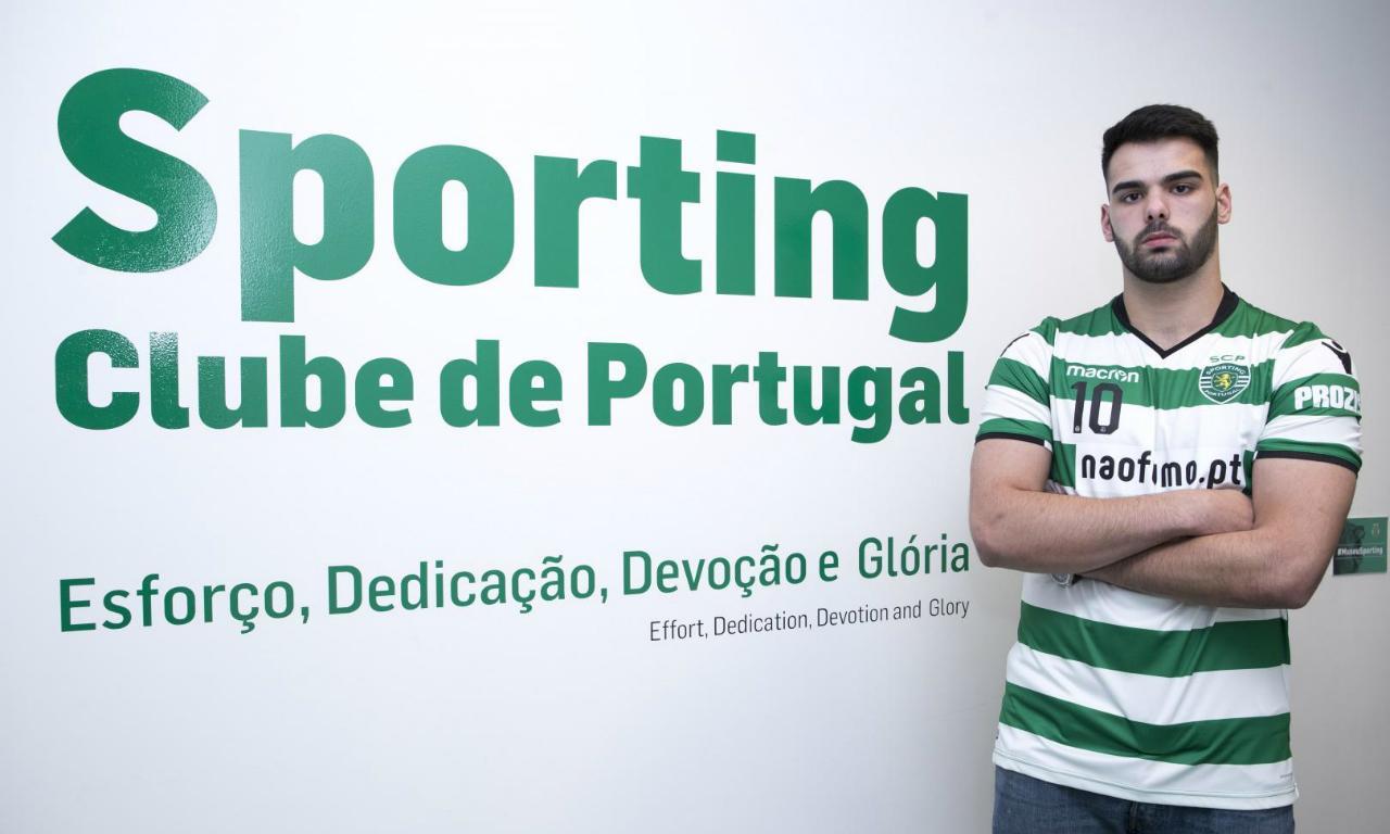 Gonçalo Vieira (Sporting CP)