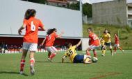 Futebol feminino (juniores): Sp. Braga-Benfica (SL Benfica)