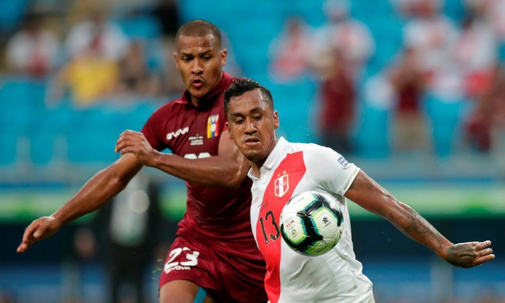 Copa América: Venezuela-Peru (REUTERS/Ueslei Marcelino)