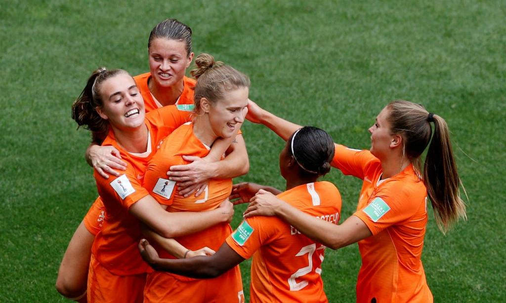 Mundial 2019 Feminino: Holanda-Camarões (REUTERS/Phil Noble)