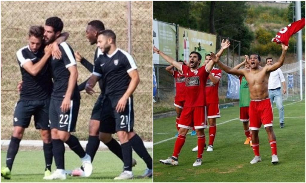 Casa Pia e Vilafranquense sobem à II Liga