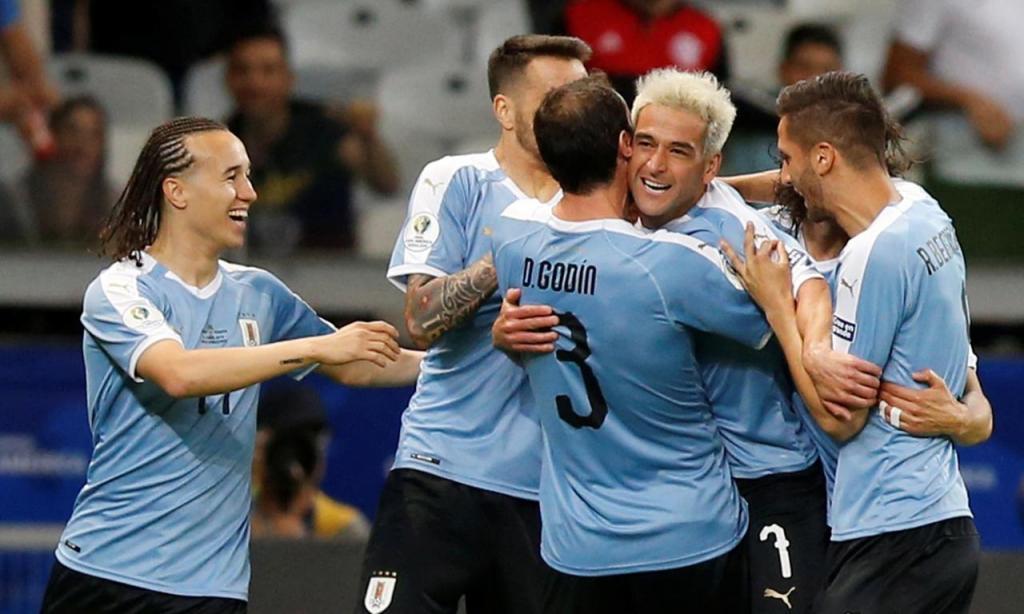 5.ª – Uruguai (AP Images)
