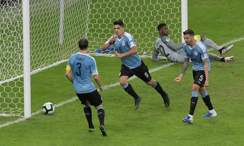 Uruguai-Equador