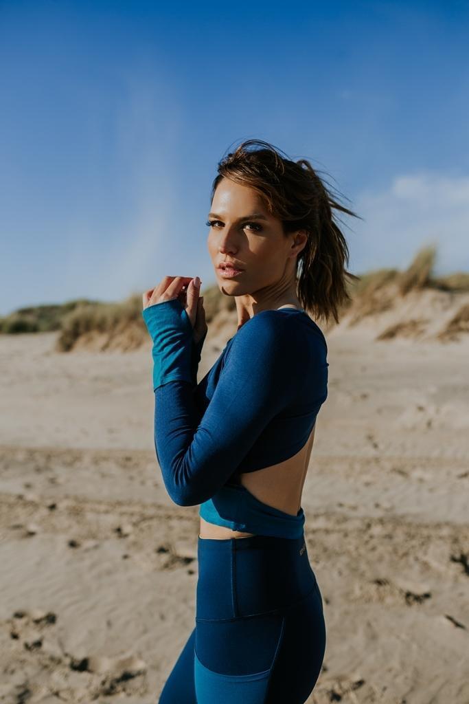 43ee4e67e 16/16 - Ana Rita Clara é pprotagonista de uma nova campanha de activewear e  swimwear Body Glove, da Dama de Copas Foto: Divulgação